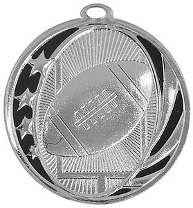 MidNite Star Football Medals MS704 Series as low as $1.40