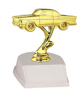 Small Car Trophies and Truck Trophies
