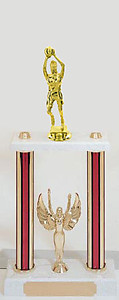 Girls Basketball Tournament Trophies Great Awards for Basketball Tournaments as Low as $17.99