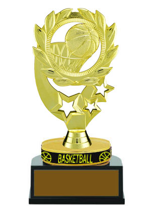 Sports-Band Basketball Trophies for Boys and Girls  as low as $6.29