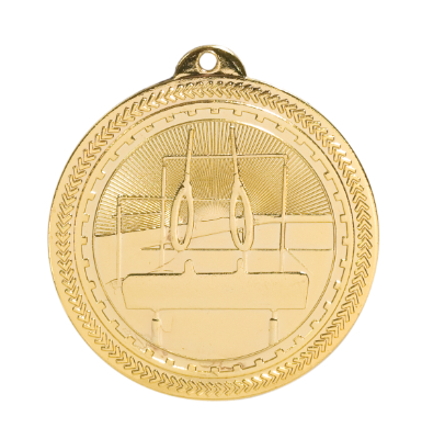 BL211 Gymnastics Medal with Six Pricing Options