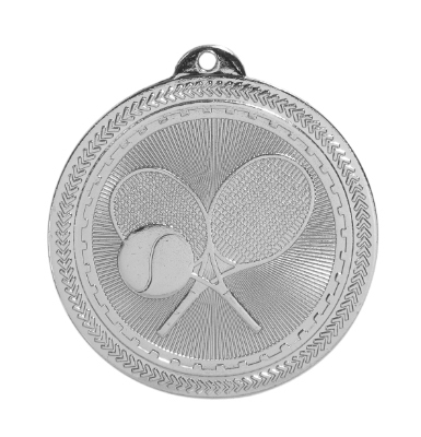 BL217 Tennis Medal with Six Pricing Options