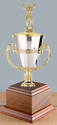 RCL-WB-7625 Bodybuilding Cup Trophies and Lifting Cup Trophies