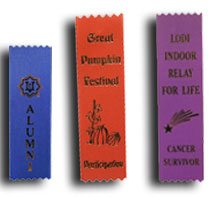 See all the bookmark sports ribbons on this page.