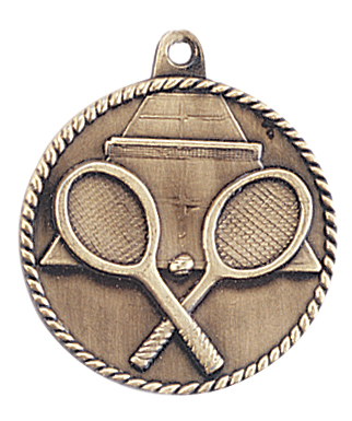 HR755 Tennis Medals with Six Pricing Options