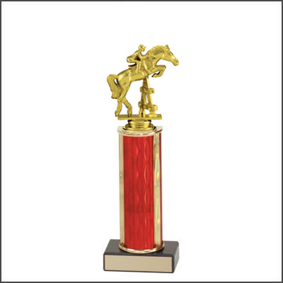 Equestrian Trophies, Horse Show Trophies and Rodeo Trophies