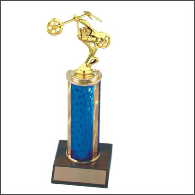 Large selection of Moto-sports Toppers & trophies as low as $5.50