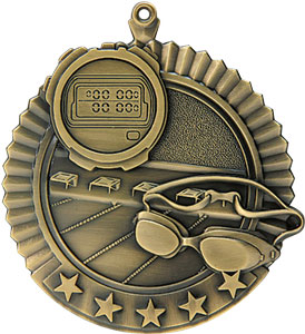 36040 Huge Swimming Medals with Six Pricing Options