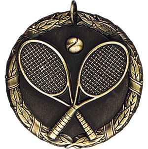 XR222 Tennis Medals with Six Pricing Options