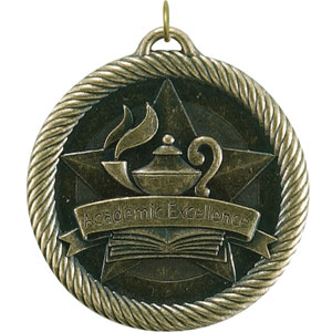 Academic Excellence Medal VM-253 with Neck Ribbon