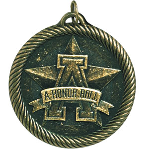 A Honor Roll Medal VM-263 with Neck Ribbon