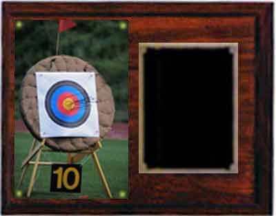 Deluxe Image Target Archery Plaques H Series
