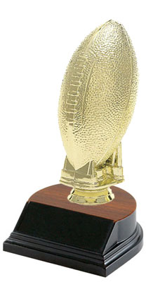 BF Series Football Trophies are inexpensive and look great (purchasing 1-3)