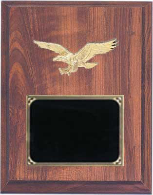 Deluxe Eagle Plaque