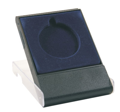Blue Display Box RP8109BU for 2 inch medals (purchasing 100 or more)