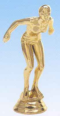 Female Swimmer Trophy Figure 613