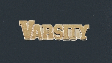 Varsity Letter Pin 166, Volleyball