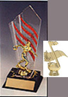 Band Diamondback Trophy, Music Diamondback Trophy