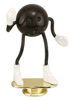 Bowling Trophy Dude Figure